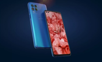 Les nouveaux smartphones de milieu de gamme G100 et G50 de Motorola disposent d'écrans à 90 Hz et de batteries de 5000 mAh