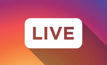 Instagram Live Rooms permet d'avoir jusqu'à 3 invités dans son live