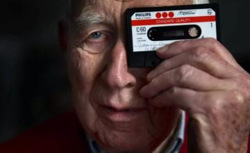 Lou Ottens, l'ingénieur Philips qui a inventé la cassette, est décédé