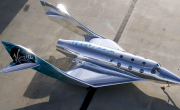 Virgin Galactic dévoile le nouveau SpaceShip III