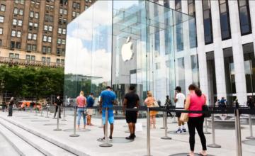 Apple a officiellement rouvert tous ses magasins aux États-Unis
