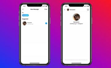 Instagram ne permettra plus aux adultes d'envoyer des messages aux adolescents qui ne les suivent pas