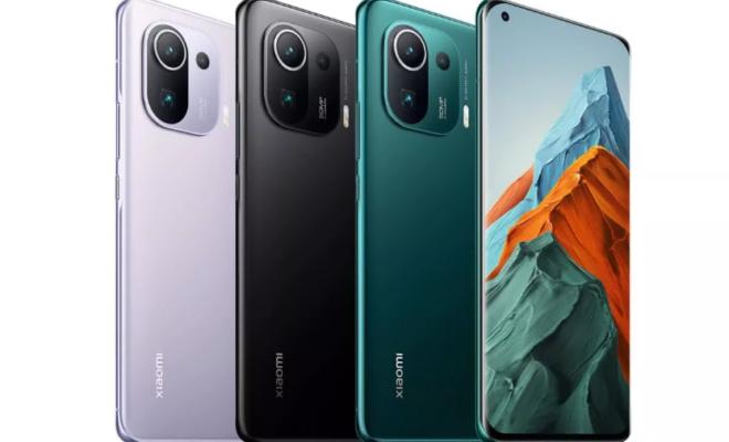 Xiaomi annonce de nouveaux téléphones de la série Mi 11 aux côtés d'un nouveau bracelet connecté et d'un nouveau projecteur