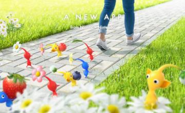 Pikmin est le prochain jeu en réalité augmentée des créateurs de Pokémon Go