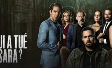 Qui a tué Sara ? : regarder la saison 1 en streaming