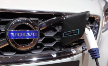 Volvo ne vendra que des véhicules électriques d'ici 2030