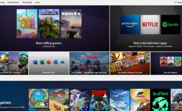 Microsoft Store : une refonte en préparation sur Windows 10