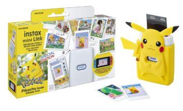 Fujifilm lance une imprimante Instax sur le thème de Nintendo
