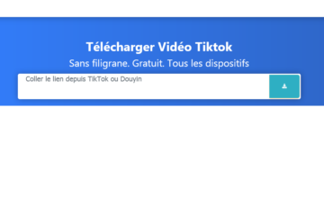 SnapTik : télécharger des vidéos TikTok