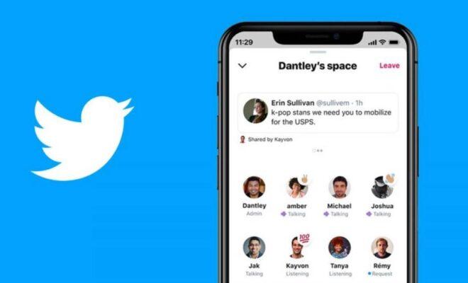 Twitter confirme que les Spaces arrivent sur desktop