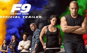 Fast and Furious 9 : une nouvelle bande-annonce pour F9