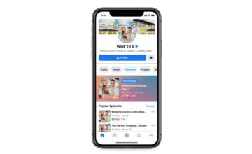 Facebook développe son propre lecteur de podcasts intégré à son application