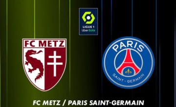 Metz - PSG : regarder le match de ligue 1 en streaming