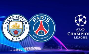 Manchester City vs PSG : regarder le match de Ligue Des Champions en streaming