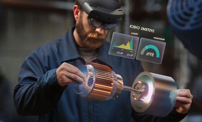 Microsoft travaille sur une version grand public de HoloLens