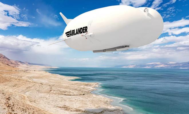 Une société vise à offrir des voyages en dirigeable sur de courtes distances d'ici 2025