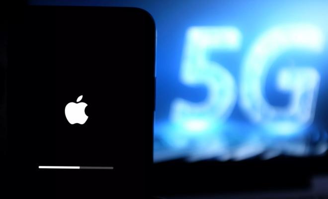 Apple pourrait lancer ses premiers iPhone équipés de puces 5G maison en 2023