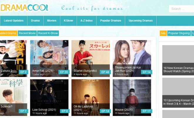 Dramacool : regarder des dramas asiatiques en streaming