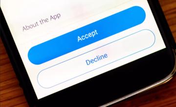 Gmail et Facebook sont les première et troisième applications iOS les plus populaires collectant des informations personnelles