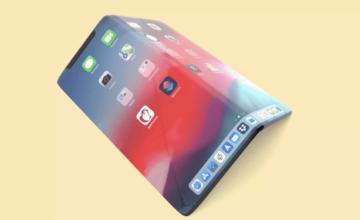 Apple pourrait lancer un iPhone pliable de 8 pouces en 2023