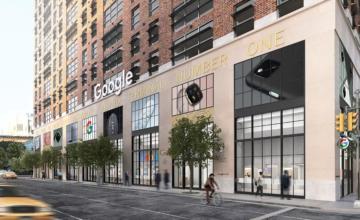 Google ouvre son premier magasin physique à New York cet été