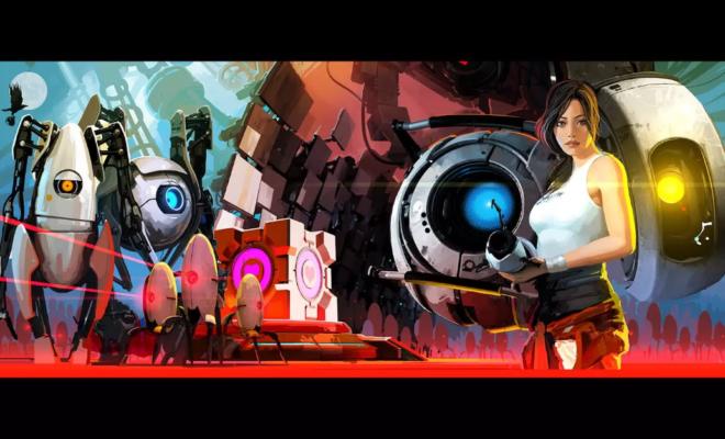 J.J. Abrams confirme que le film Portal est enfin sur la bonne voie