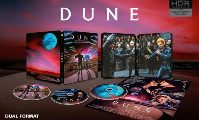 Le film original Dune va avoir également droit à une version 4K cette année