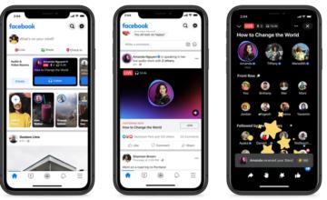 Facebook lance son clone de Clubhouse aux Etats-Unis