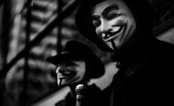Une vidéo supposée d'Anonymous cible Elon Musk