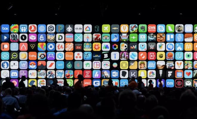Apple : l'écosystème App Store a généré 643 milliards de dollars de dépenses l'année dernière