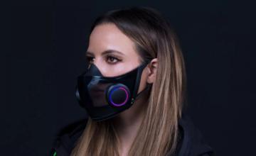 Razer lancera son masque de protection N95 en octobre