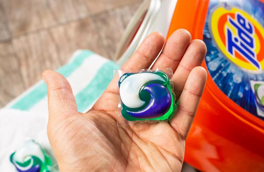 La Nasa s'associe à Tide pour développer un détergent à lessive utilisable dans l'espace