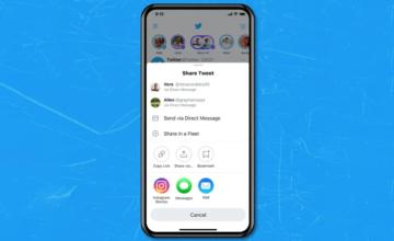 Twitter permet désormais aux utilisateurs d'iOS de partager des tweets dans les Stories Instagram