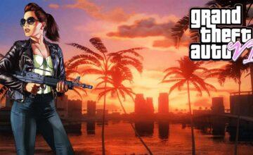 Grand Theft Auto 6 n'arrivera pas avant 2025
