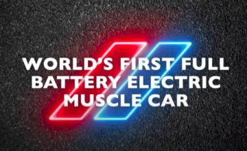 Dodge fabriquera une muscle car électrique en 2024