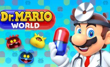 Nintendo ferme son jeu mobile Dr. Mario