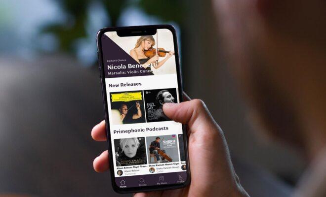 Apple rachète le service de streaming de musique classique Primephonic