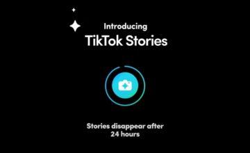 TikTok va bientôt proposer une fonction de Stories
