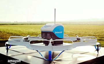 Le programme de livraison par drones d'Amazon rencontre des problèmes au Royaume-Uni