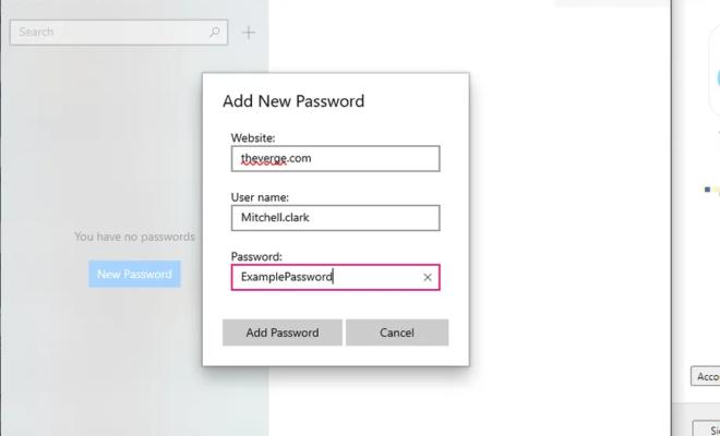 Les utilisateurs Windows peuvent désormais gérer leurs mots de passe iCloud