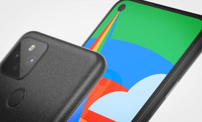 Google a retiré les Pixel 5 et Pixel 4a 5G de la vente