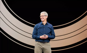 Le PDG d'Apple, Tim Cook, pourrait prendre sa retraite dès 2025