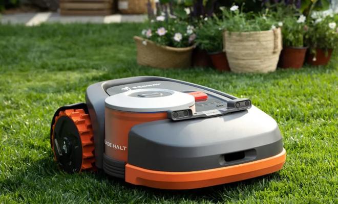 Segway lance un robot-tondeuse à gazon baptisé Navimow