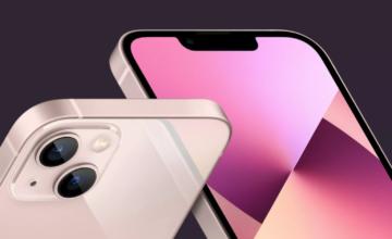Apple présente l'iPhone 13 et l'iPhone 13 mini avec le double de stockage