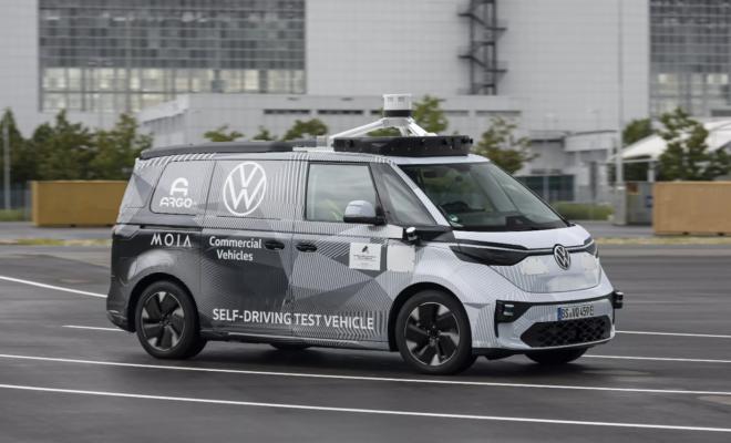 Argo AI et Volkswagen présentent un véhicule autonome