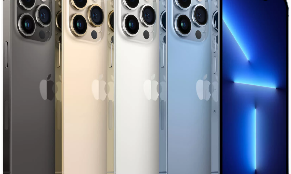 Apple présente les modèles iPhone 13 Pro dotés d'un système de caméra amélioré
