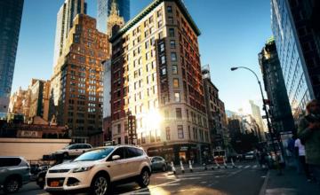 New York va interdire la vente de toutes les voitures à essence d'ici 2035