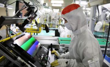 Samsung commence à produire en série des écrans d'ordinateurs portables OLED 90 Hz